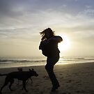 coastal joy by Bruce  Dickson