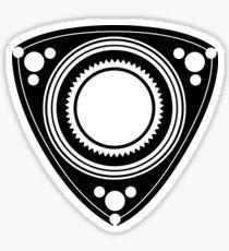 MAZDA ROTARY SYMBOL Sticker