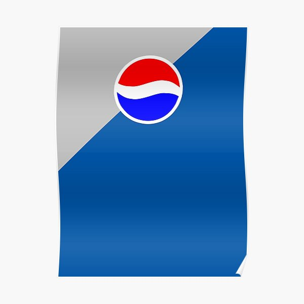 Soviet Pepsi Cola Poster By Valshin Redbubble