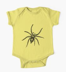Creepy Hairy Spider Kids Clothes