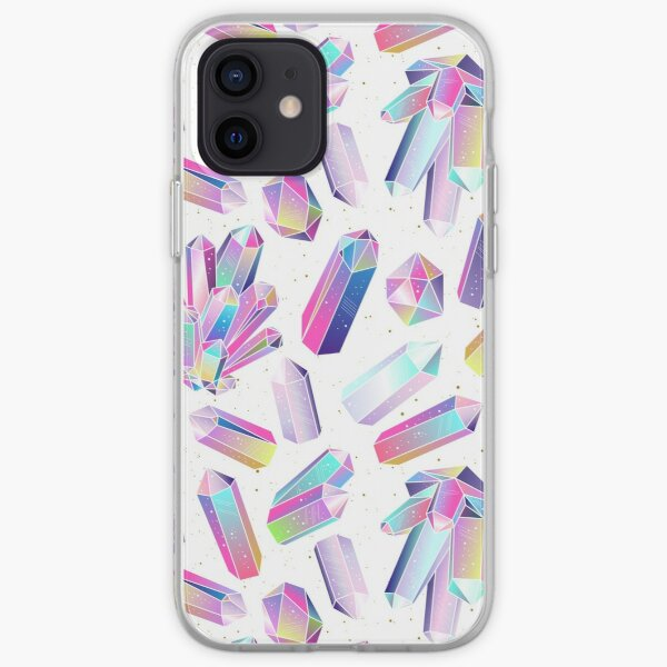 Crystals iPhone Soft Case