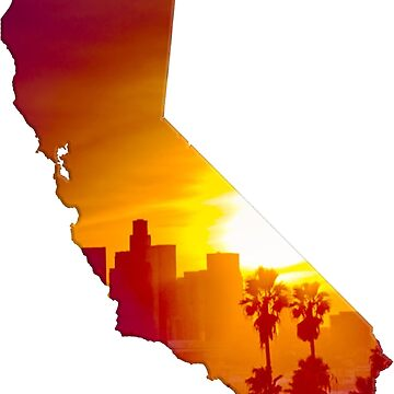 California Sunset  by C4Designs