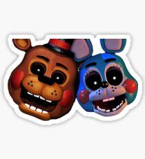 Freddy and Bonnie Sticker