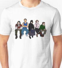 Der Frühstücks-Club Unisex T-Shirt