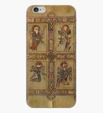 Book of Kells - Vier Evangelisten iPhone-Hülle & Cover