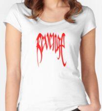 revenge kill Women's Fitted Scoop T-Shirt