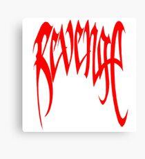 revenge kill Canvas Print