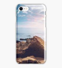 Paysage marin iPhone Case/Skin