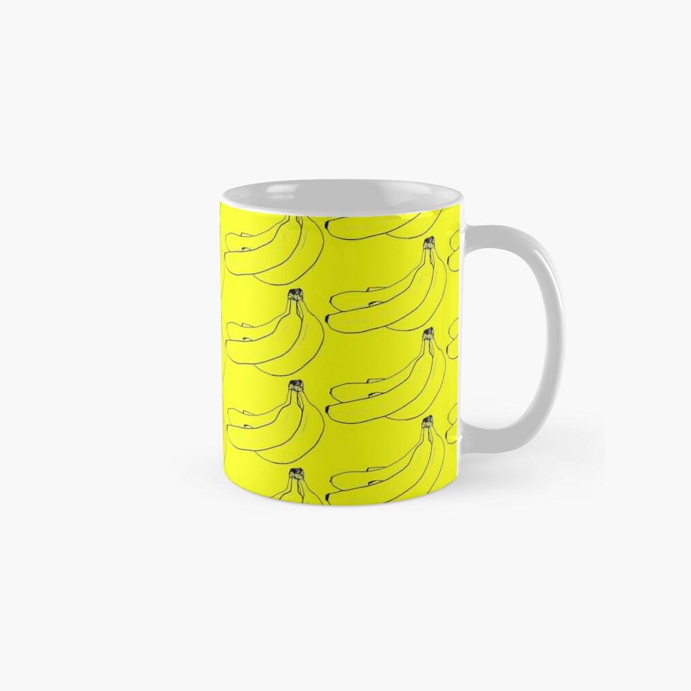 Bananen Zeug Tassen