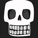 nordic skull by tonadisseny