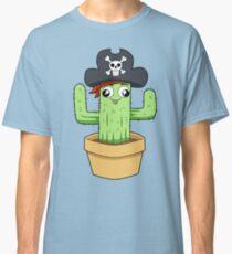 Captain Cactus Classic T-Shirt