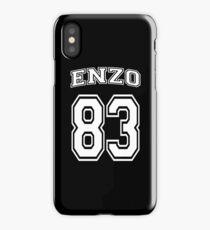 Enzo 89 - 2 iPhone Case/Skin