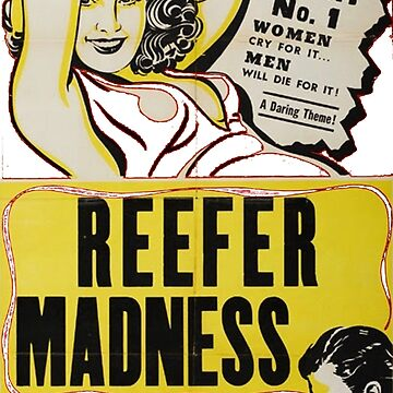 Grindhouse Lounge presents: Reefer Madness! by heir704