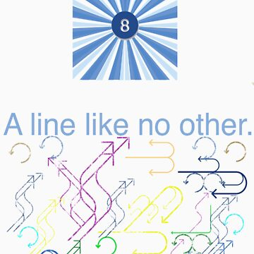 8 Line by rayv145
