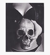 Flesh and Bone Photographic Print