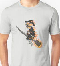 Burning Witch T-Shirt