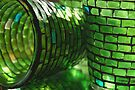 The Glass is Always Greener.... by Jeannette Sheehy