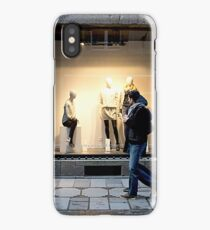 Rue Saint Vincent iPhone Case/Skin