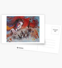 The Monarch  Postcards
