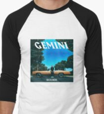 Macklemore / Gemini Men's Baseball ¾ T-Shirt