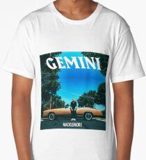 Macklemore / Gemini Long T-Shirt