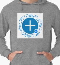 Wake Up Positive Today. Join the Happiness Movement Lightweight Hoodie