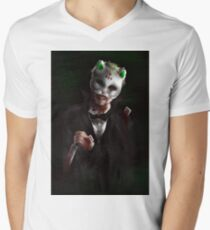 Want to see a magic trick?...~ Men's V-Neck T-Shirt