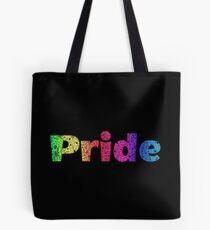 LGBT Pride - floral design Tote Bag
