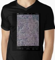 USGS TOPO Map Idaho ID Goodwin Meadows 20110125 TM Inverted T-Shirt