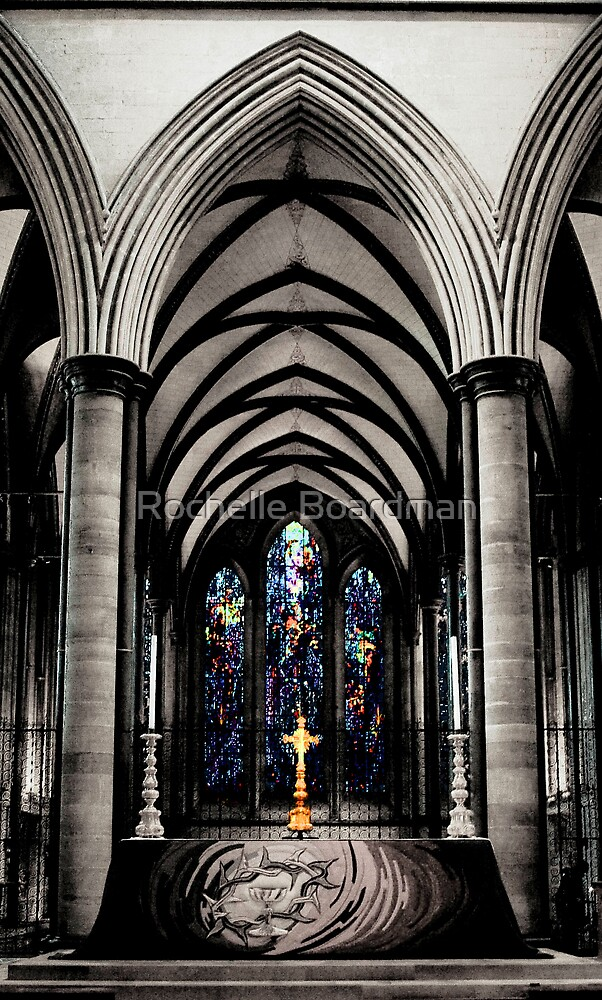 Cross by Rochelle Boardman