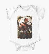 League of Legends LEE SIN Kids Clothes