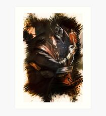 League of Legends TWISTED FATE Art Print