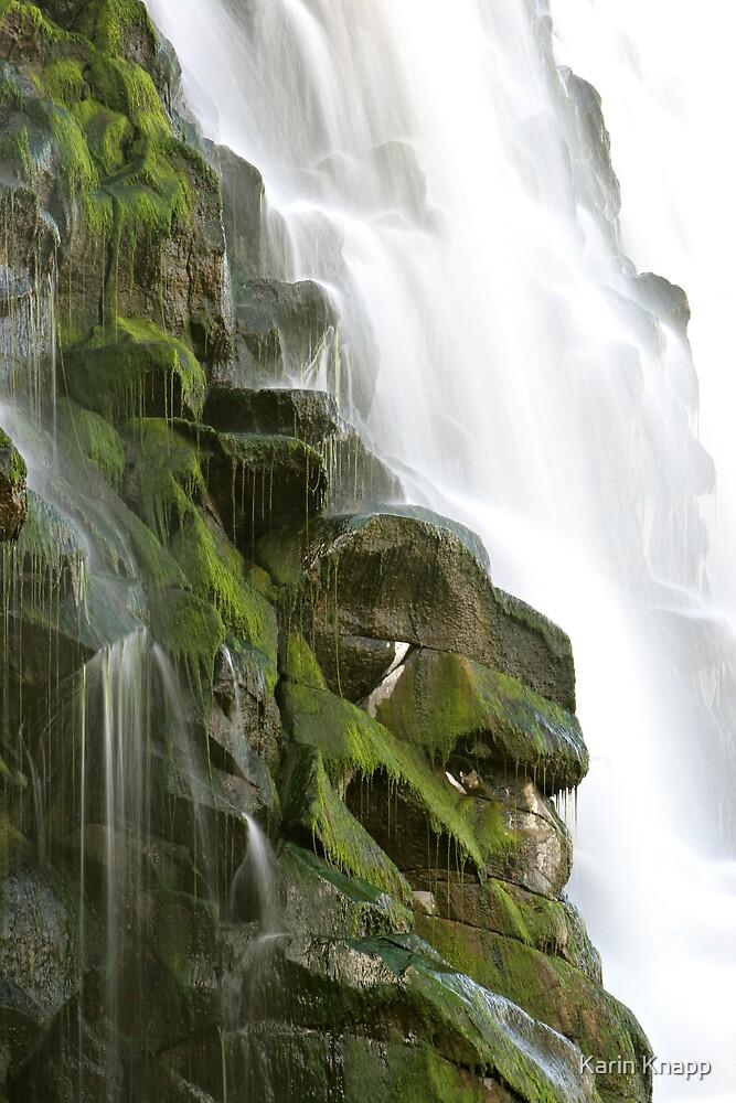 Hopkins Falls by Karin Knapp