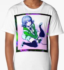 AnimeGamerGirlInTheClouds Long T-Shirt