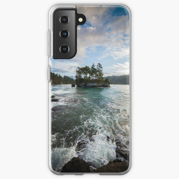 Secret Island - Veleda Thorsson Photography Samsung Galaxy Soft Case