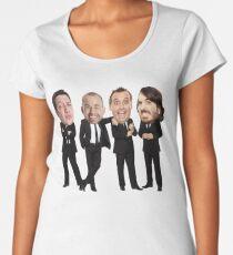 Impractical Jokers Bobbleheads Women's Premium T-Shirt