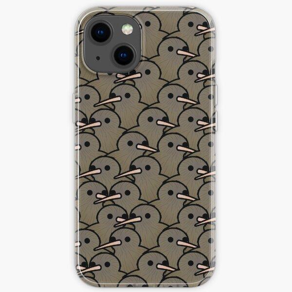 Too Many Birds! - New Zealand Kiwi iPhone Soft Case