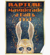 Bioshock: Rapture masquerade ball 1959 Poster