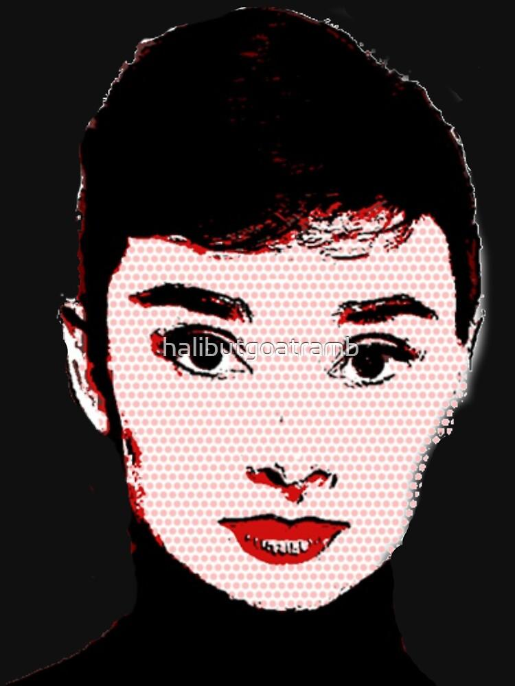 Audrey Hepburn - Pop Art\