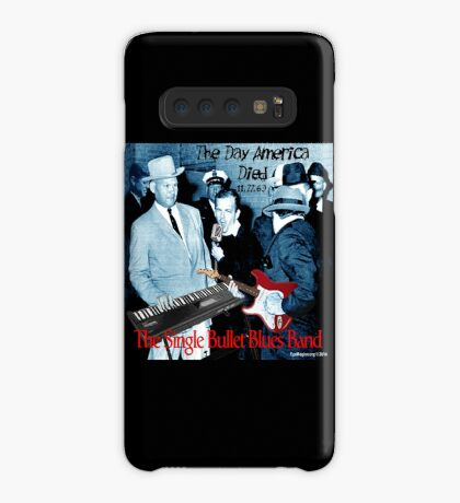 The Single Bullet Blues Band Case/Skin for Samsung Galaxy