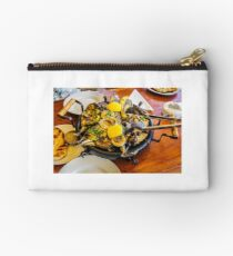 Bulgarian hot plate with fish, courgettes and onions Studio Pouch