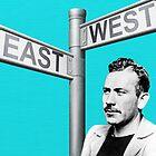 John Steinbeck | Digital Collage by zmudart