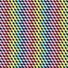 Rainbow Cubes by Milica Mijačić