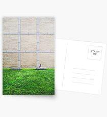 Squares Postcards