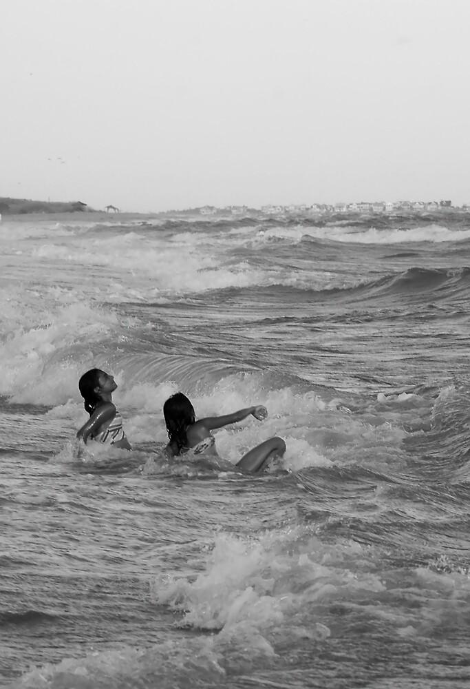 Mermaids by Patti Jones
