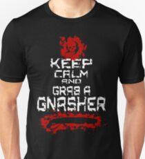Gears of War, Keep Calm an grab a Gnasher T-Shirt