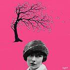 Margaret Mitchell | Digital Collage by zmudart