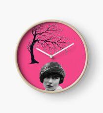 Margaret Mitchell | Digital Collage Clock