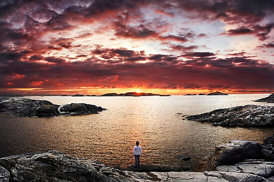 A Thousand Miles by Lasse Damgaard