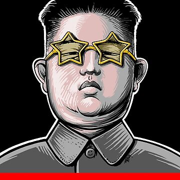 President Trump Called Kim Jong Un Rocketman so I made it a t shirt. by 6amCrisis